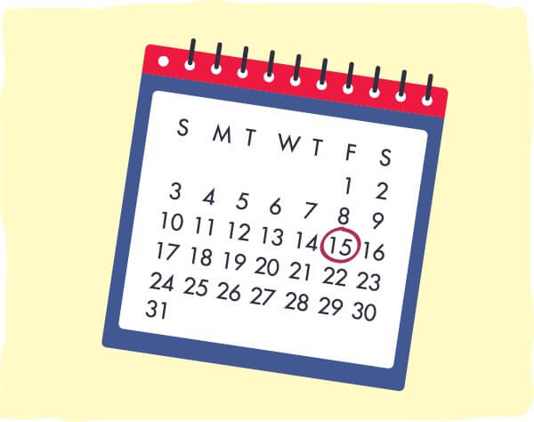 Calendar of Events & Classes